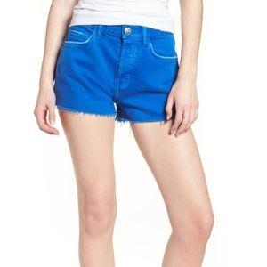 The Boyfriend Cutoff Denim Shorts CURRENT/ELLIOTT